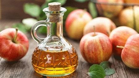 سرکه سیب در درمان اسهال