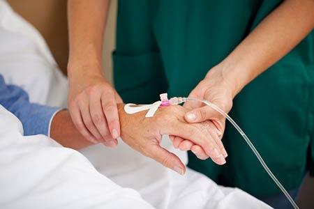 درمان سرطان لوزالمعده با شیمی درمانی